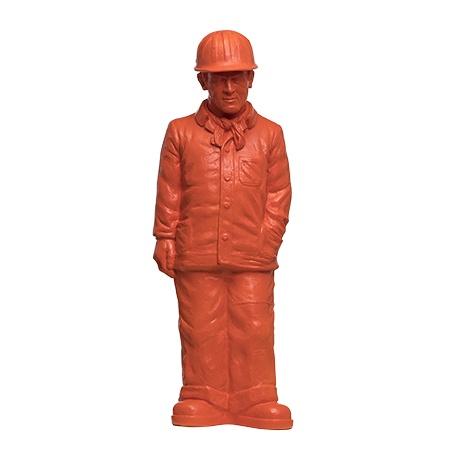 Sculpture, Labourer, l\'ouvrier de Ottmar Horl