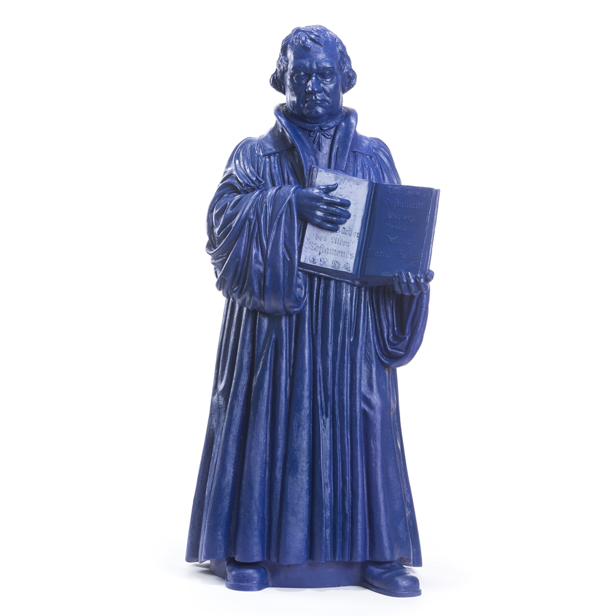 Sculpture Martin Luther, de Ottmar Horl