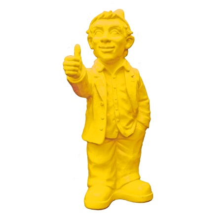 l\'optimiste 2020, jaune
