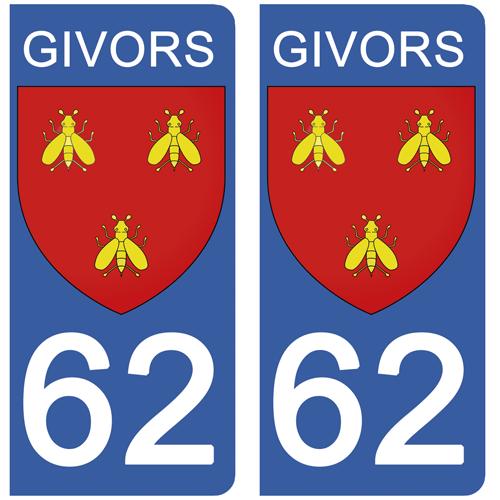 62 GIVORS-sticker-plaque-immatriculation-the-little-boutique