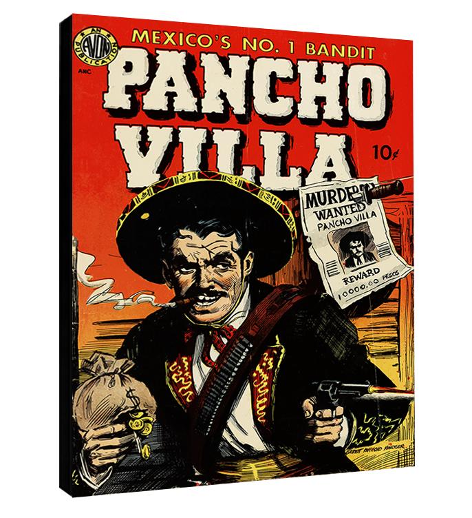 Photo sur toile -  Pancho Villa