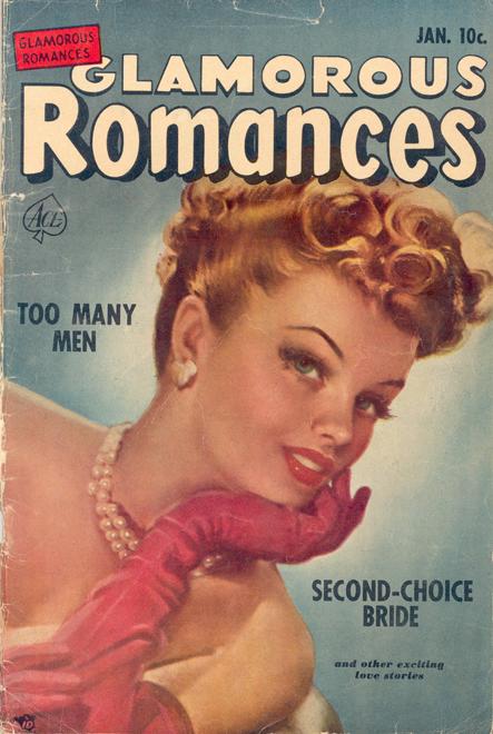 GLAMOUROUS ROMANCE, Dim:  40 cm x 60 cm
