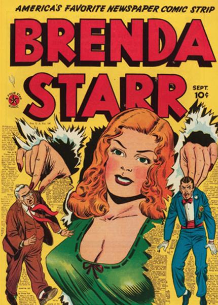 Brenda Star , Dim: 50 cm x 70 cm