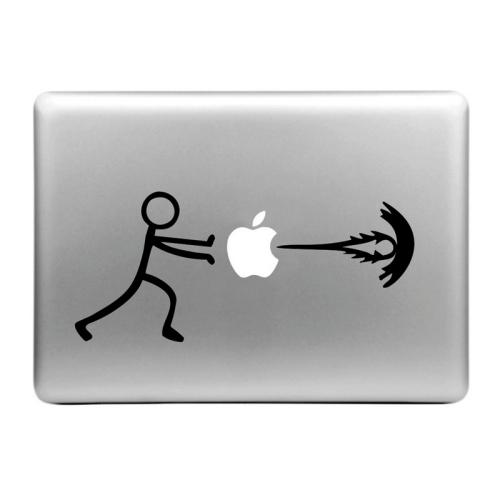 Sticker pour MacBook, Energie