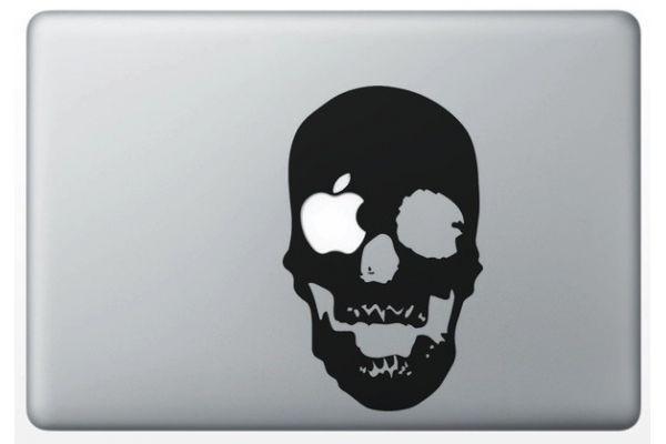 sticker-tete-de-mort-pour-macbook