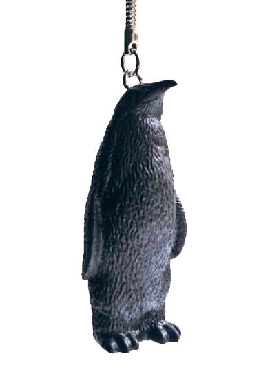porte-clef-pingouin-the-little-boutique-nice-noir