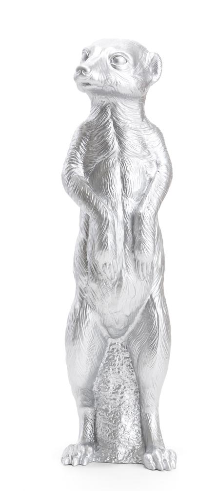 le Suricate debout, de Ottmar Höšrl Silver