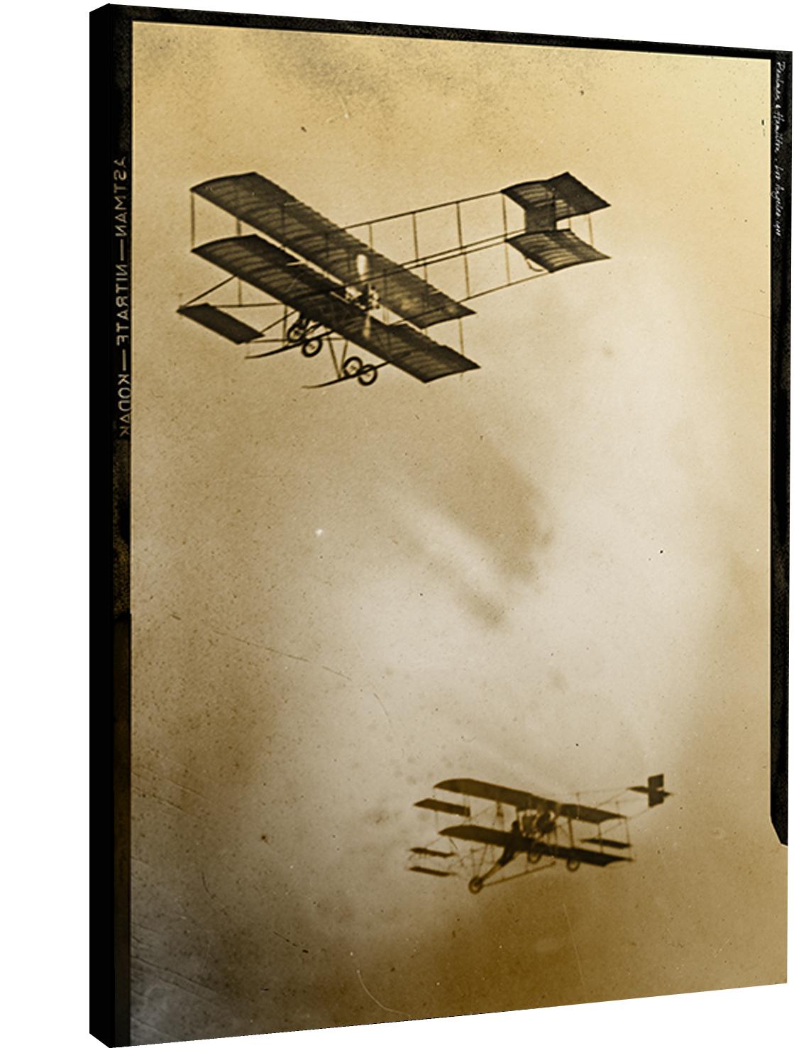 Photo sur toile - Airplane à Los Angeles,  1900