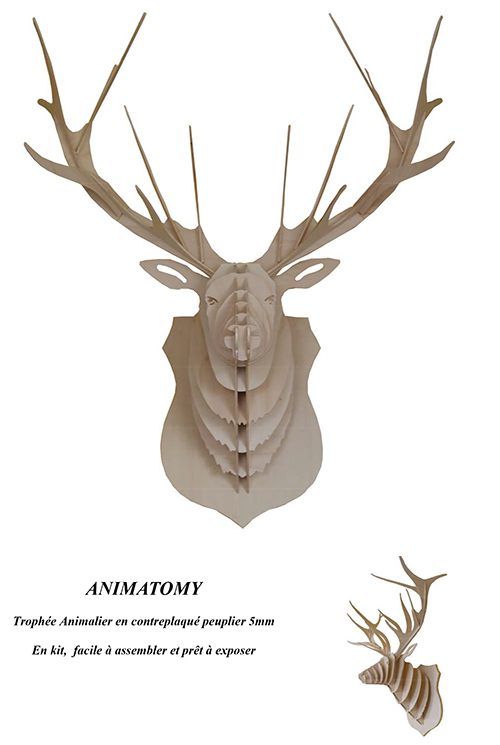 affiche-animatomy-cerf-marius-BOIS-the-little-boutique