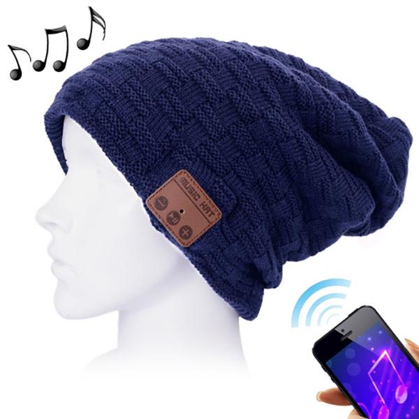 bonnet-avec-ecouteur-integré-bluetooth-BLEU-PC-the-little-boutique-nice