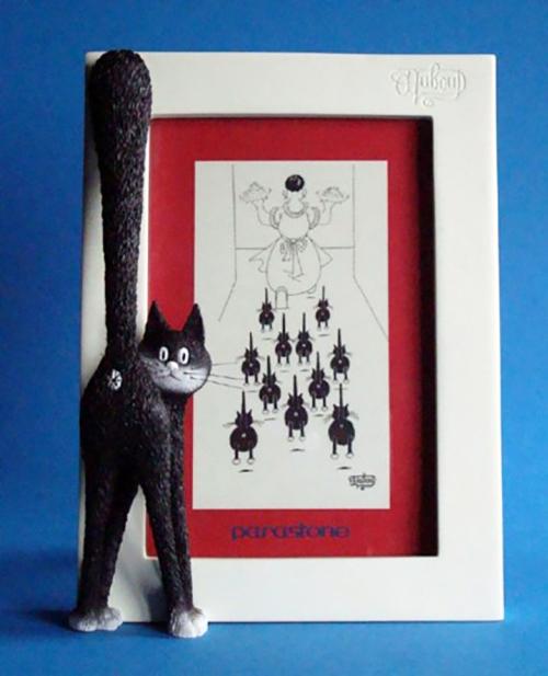 cadre-photo-le-troisieme-oeil-des-chats-de-dubout-the-little-boutique