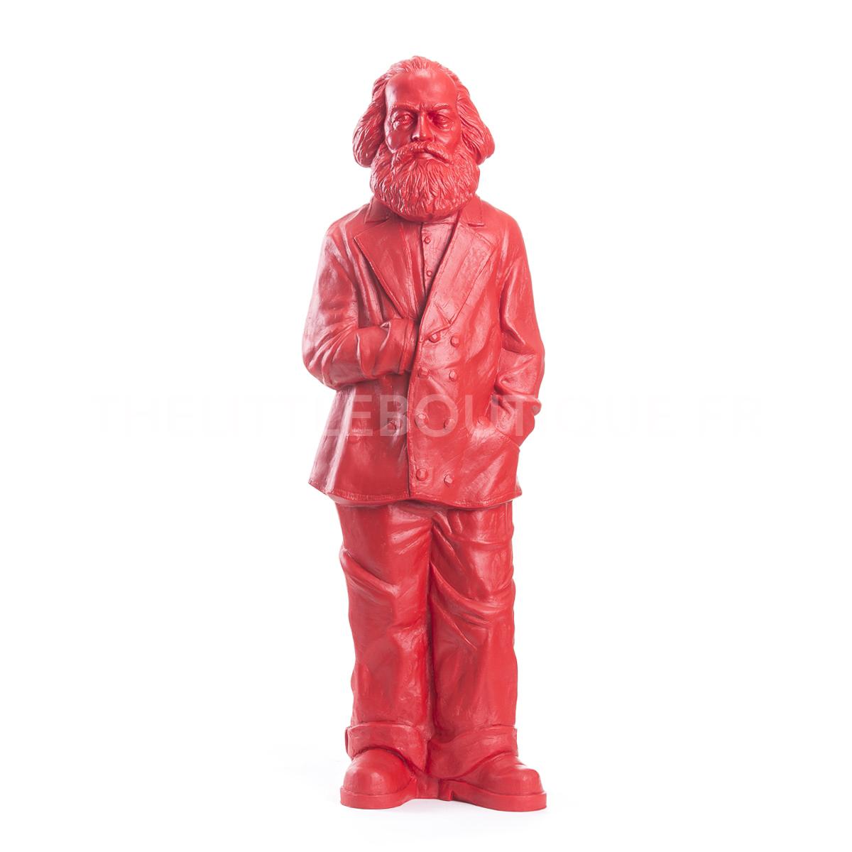 Sculpture, Karl Marx, de Ottmar Hörl