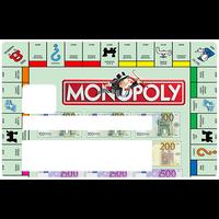 Monopoly, Sticker pour carte bancaire type ELECTRON