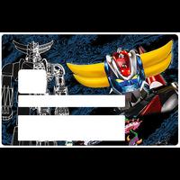 Goldorack, Sticker pour carte bancaire type ELECTRON