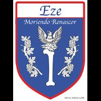 Sticker Blason de ville EZE