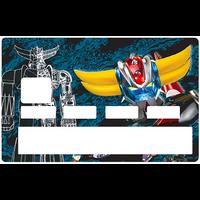 Sticker pour carte bancaire, GOLDORACK