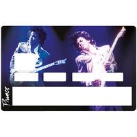 Sticker pour carte bancaire, Prince