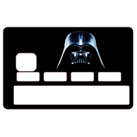 Sticker pour carte bancaire, Dark Vador