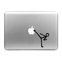 Sticker pour MacBook, Karaté
