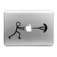 Sticker pour MacBook, Energie