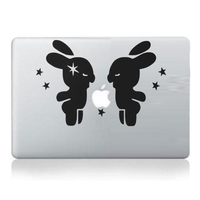 Sticker pour MacBook ou Ipad, LAPIN