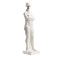 Statuette la Venus de Offenburg, 2005, de Ottmar Hörl