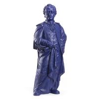 Statuette GOETHE 2014, de Ottmar Hörl, H. 110 cm