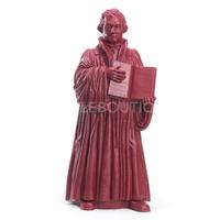 Statuette Martin Luther 2010, de Ottmar Hörl, H.97 cm