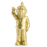 Statuette, le Nain Empoisonne, de Ottmar Hörl GOLD