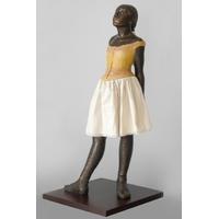 Reproduction, La petite danseuse de 14 ans, de DEGAS - H. 99 cm - Taille originale