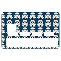 Sticker pour carte bancaire, Stormtrooper 8