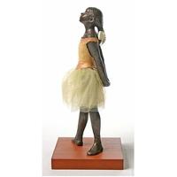 Reproduction, La petite danseuse de 14 ans, de DEGAS - H. 20 cm