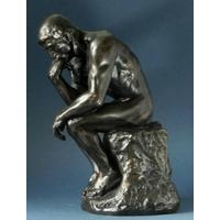 Le penseur de Rodin, H.10 cm
