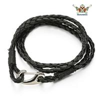 Bracelet Homme, CAP HORN, 2 tours noir