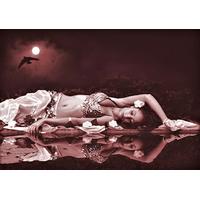 La belle endormie, Impression photo HD sur plexiglas, Photographe Franck Brizzi