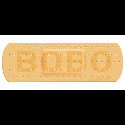 Sticker pour auto, pansement pour BOBO