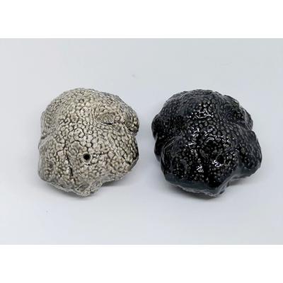 Salière et Poivrière, Les truffes par LES GALETS DE NICE