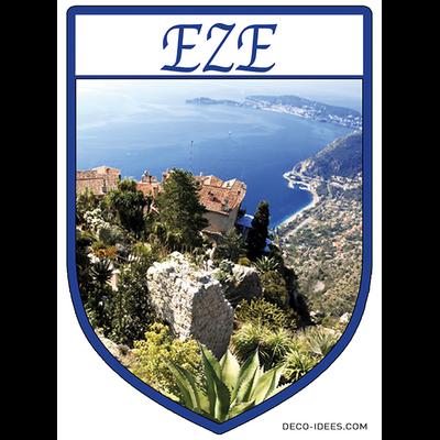 Sticker, Blason de EZE