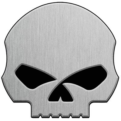 Sticker SKULL, H. 15 cm