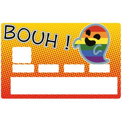 Sticker pour carte bancaire, GAYSPER Looney
