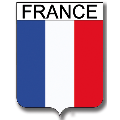 Sticker ECUSSON FRANCE