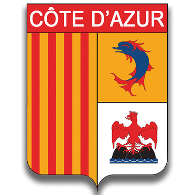 Sticker ECUSSON COTE D'AZUR
