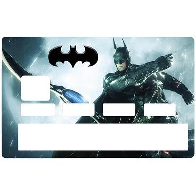 Sticker pour carte bancaire, BATMAN, édition limitée 100 ex.