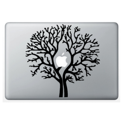 Sticker pour MacBook, ARBRE