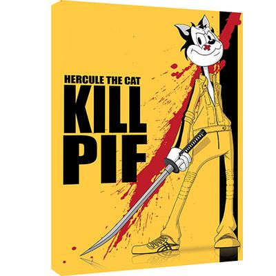 Kill Pif de Damien Garavagno, 50 cm x 70 cm