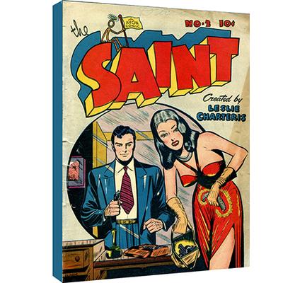 LE SAINT, 50 cm x 70 cm