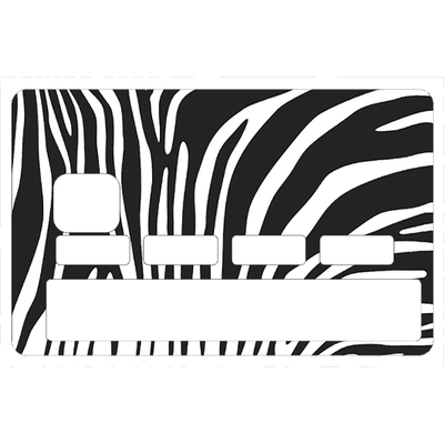 STICKER CB ZEBRE