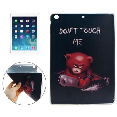 Coque de protection  souple pour tablette tactile IPAD ou GALAXY - Dont touch ME