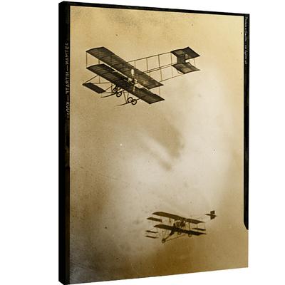 PERSPECTIVE_DECO0011-7050-airplane-los-angeles-1900-deco-idees-nice-70X50