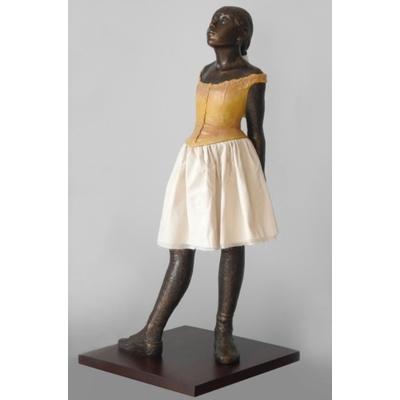 Reproduction, La petite danseuse de 14 ans, de DEGAS - H. 36 cm